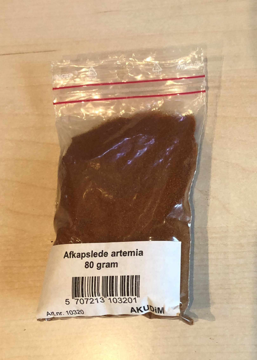 Here is a bag with 80 g from Akudim